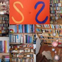 Bücher der Eisecke
