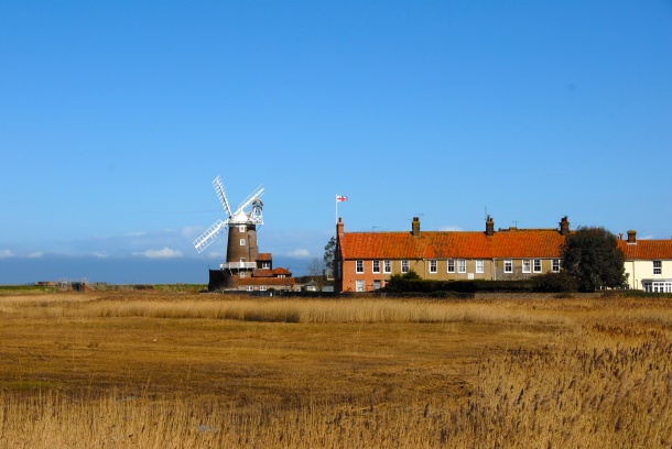 Cley Mill 2013 Photo: Hanne Siebers